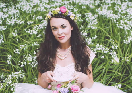 Vintage Bridal Shoot