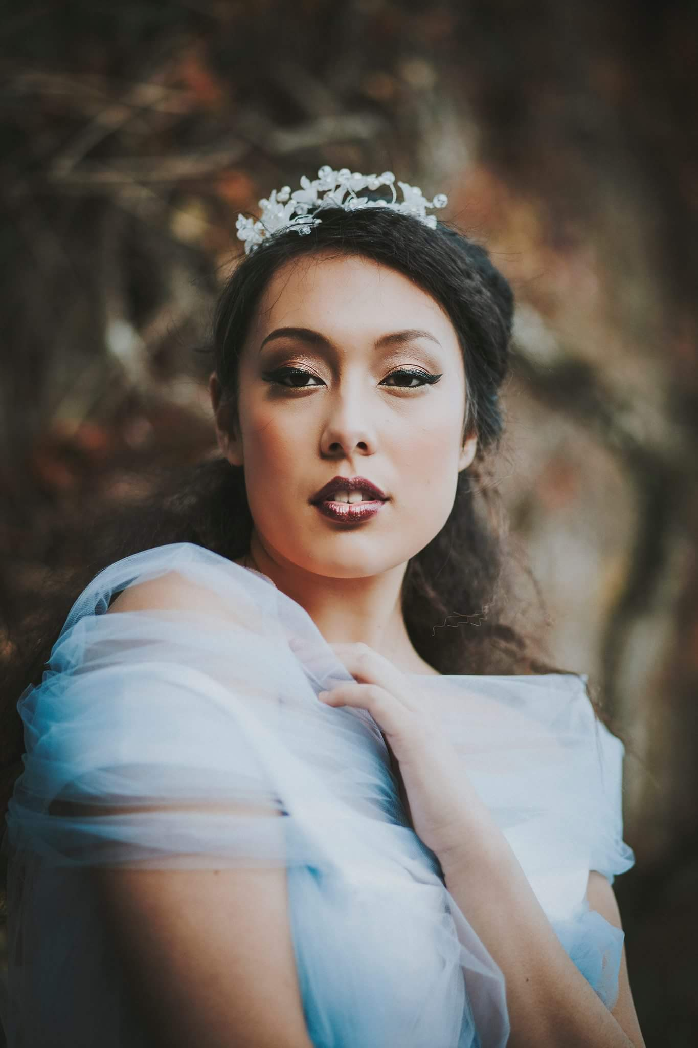 Bridal photoshoot